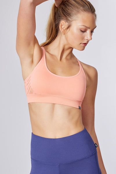 Delain Seamless Sports Bra (Desert Flower)