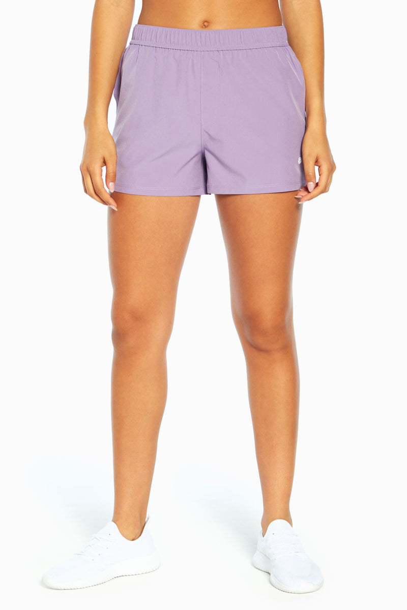 Alchemy Short (Chalk Violet)