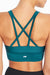 Lacey Sport Bra (Atlantic Deep)