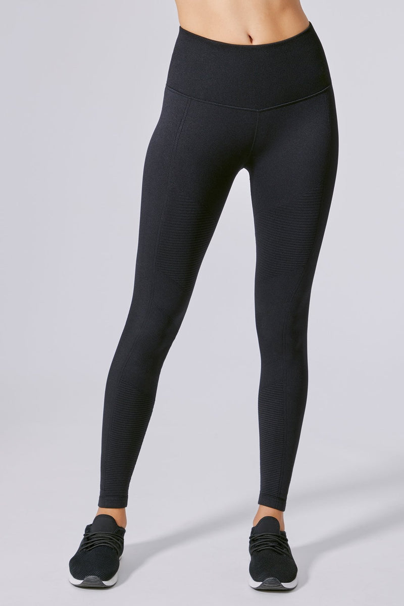 Tessa Seamless Legging (Black)