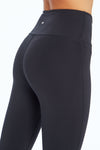 High Waist Angle Legging (Black)