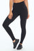 Cali High Waist Legging (Black)