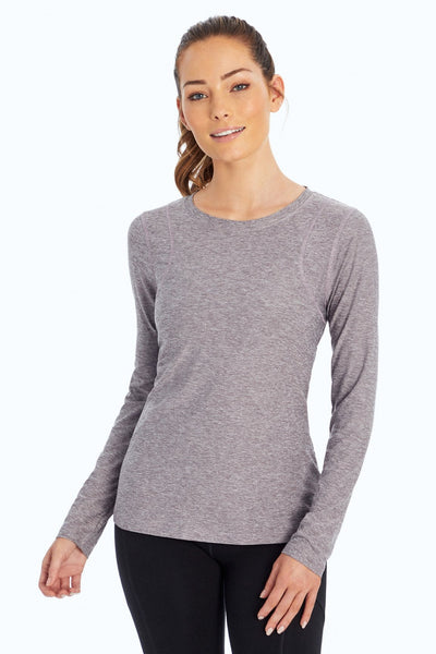 Finish Line Long Sleeve (H. Black Plum)