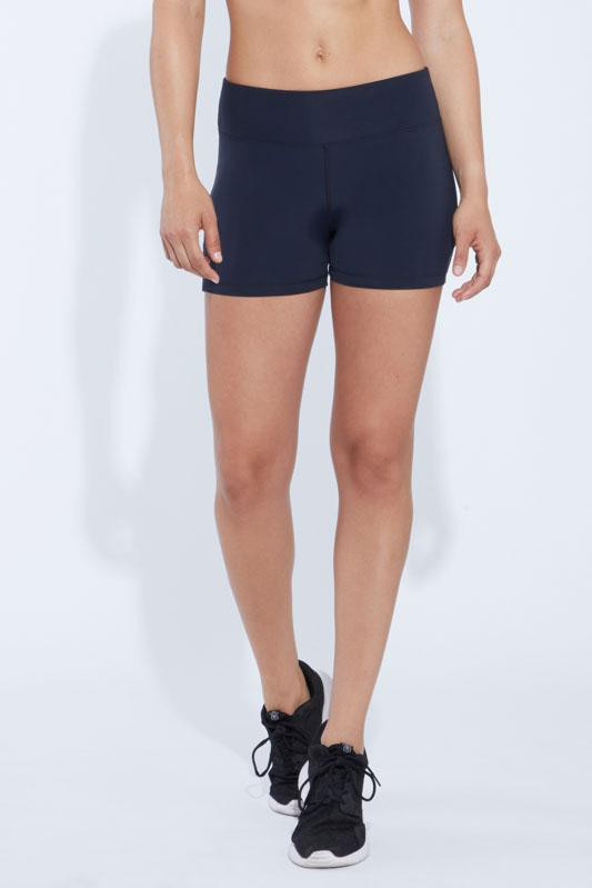 Angle Sculpt Hot Short (black)
