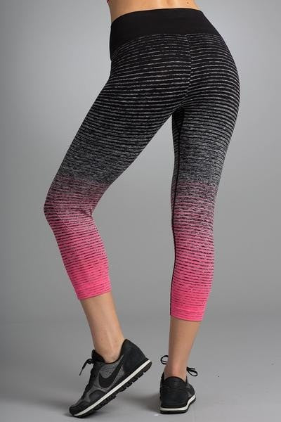 Can You Say Ombre and Seamless Leggings