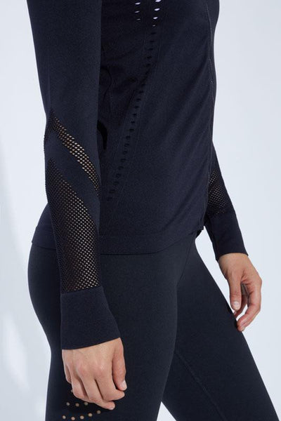Taylor Seamless Jacket (black)