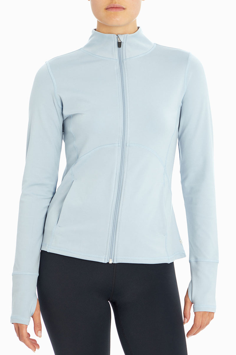 Vanessa Jacket (Blue Fog)