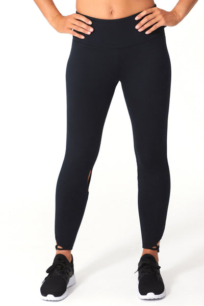 Cruz Ankle Legging (black)