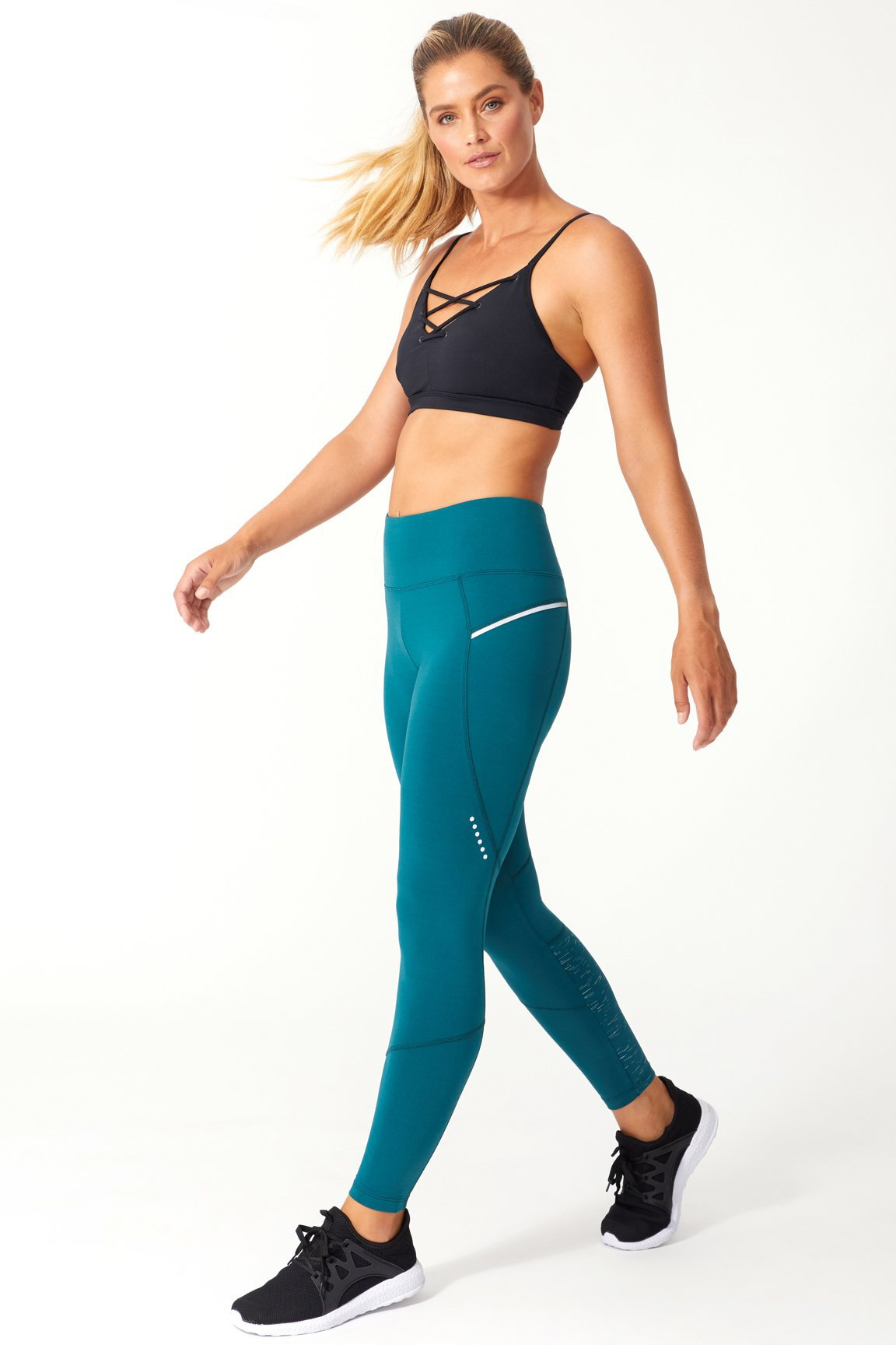 Jordan Reflective Legging (atlantic deep)