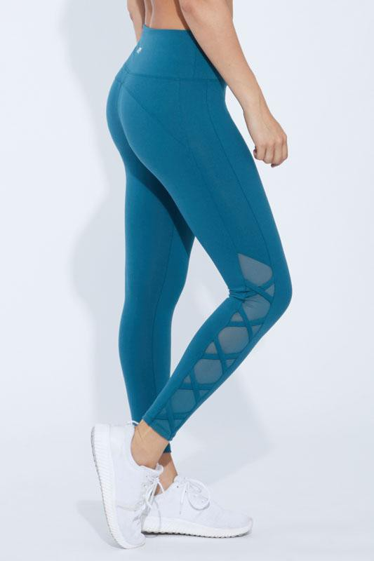 Celeste Ankle Legging (atlantic deep)