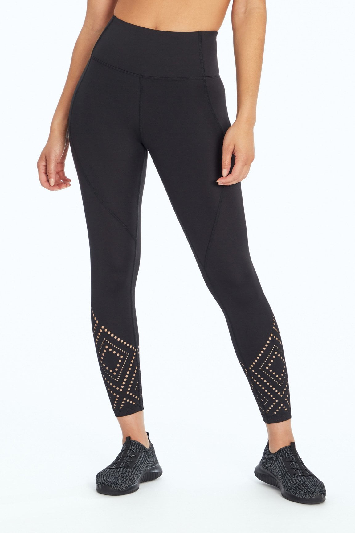 Diamonds Legging (Black)