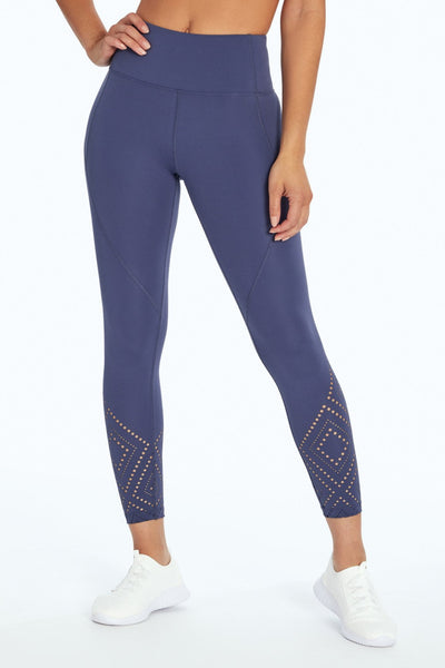 Diamonds Legging (Crown Blue)