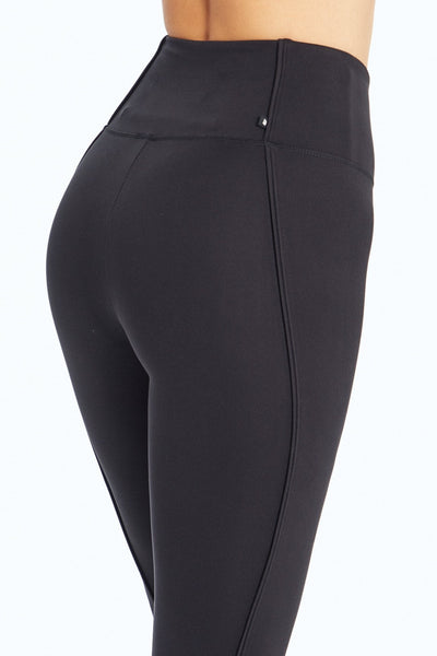 Olivia Ankle Legging (Black)