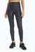 "Chintz 27"" Coated Legging (Black)"