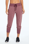 Grace Lounge Pant (H. Fig)