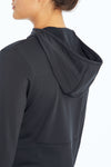 Mavis 1/4 Zip (Black)
