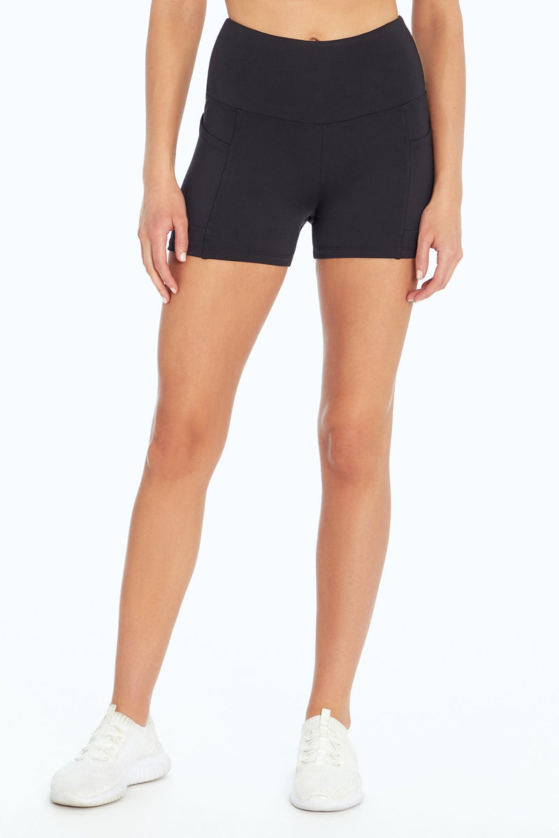 Sky Shortie (Black)