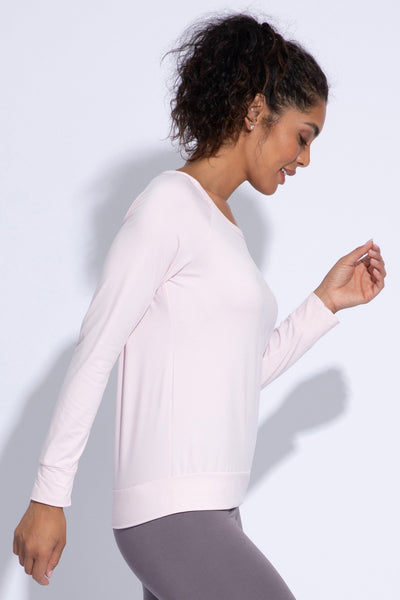 Lively Layering Top (ballet slipper)