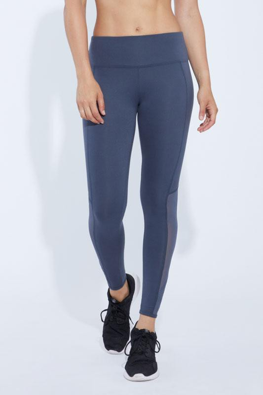 Gigi High Waist Legging (ombre blue)