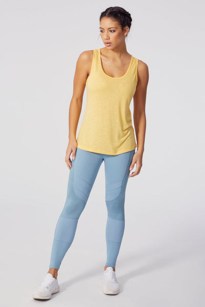 Tonya Tank (Buff Yellow)