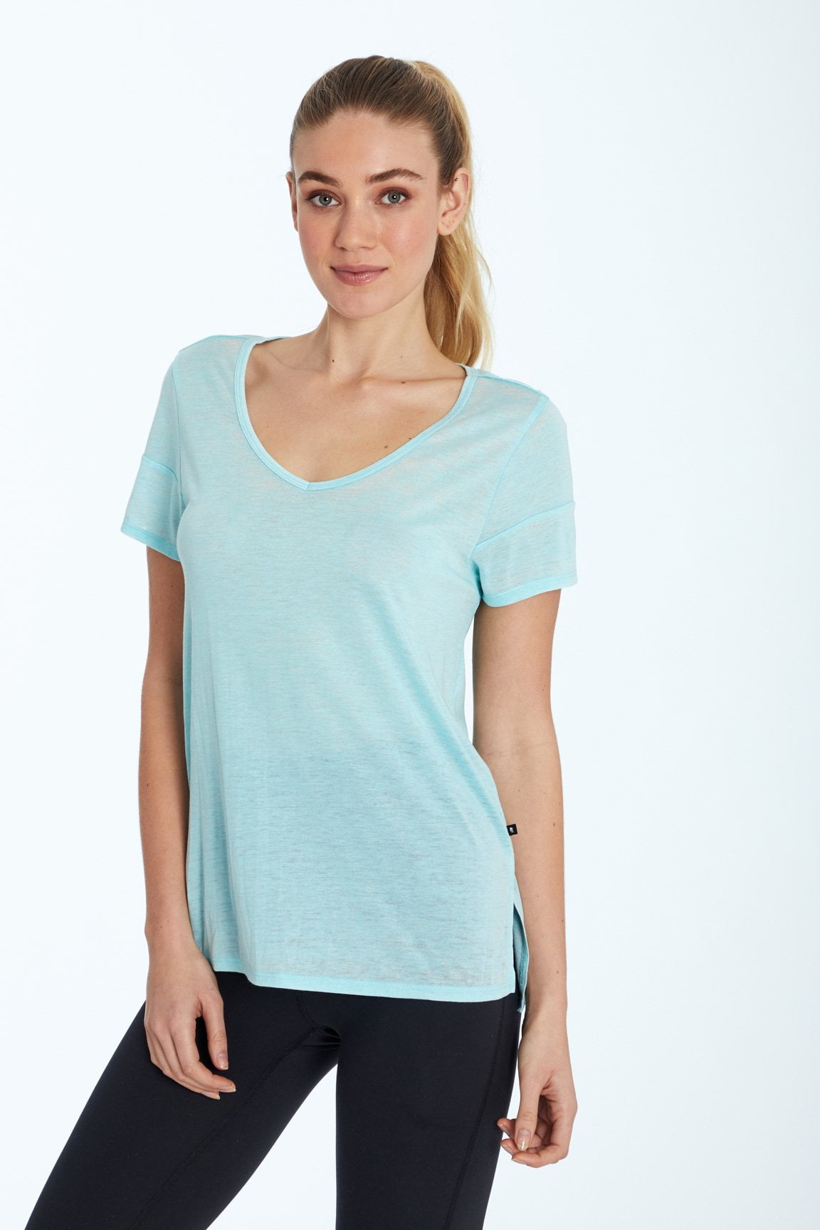 Vivion Tee (Angel Blue)