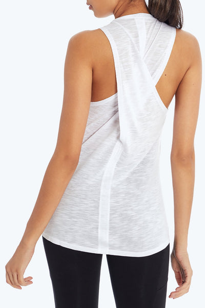 Gracie Tank (White)