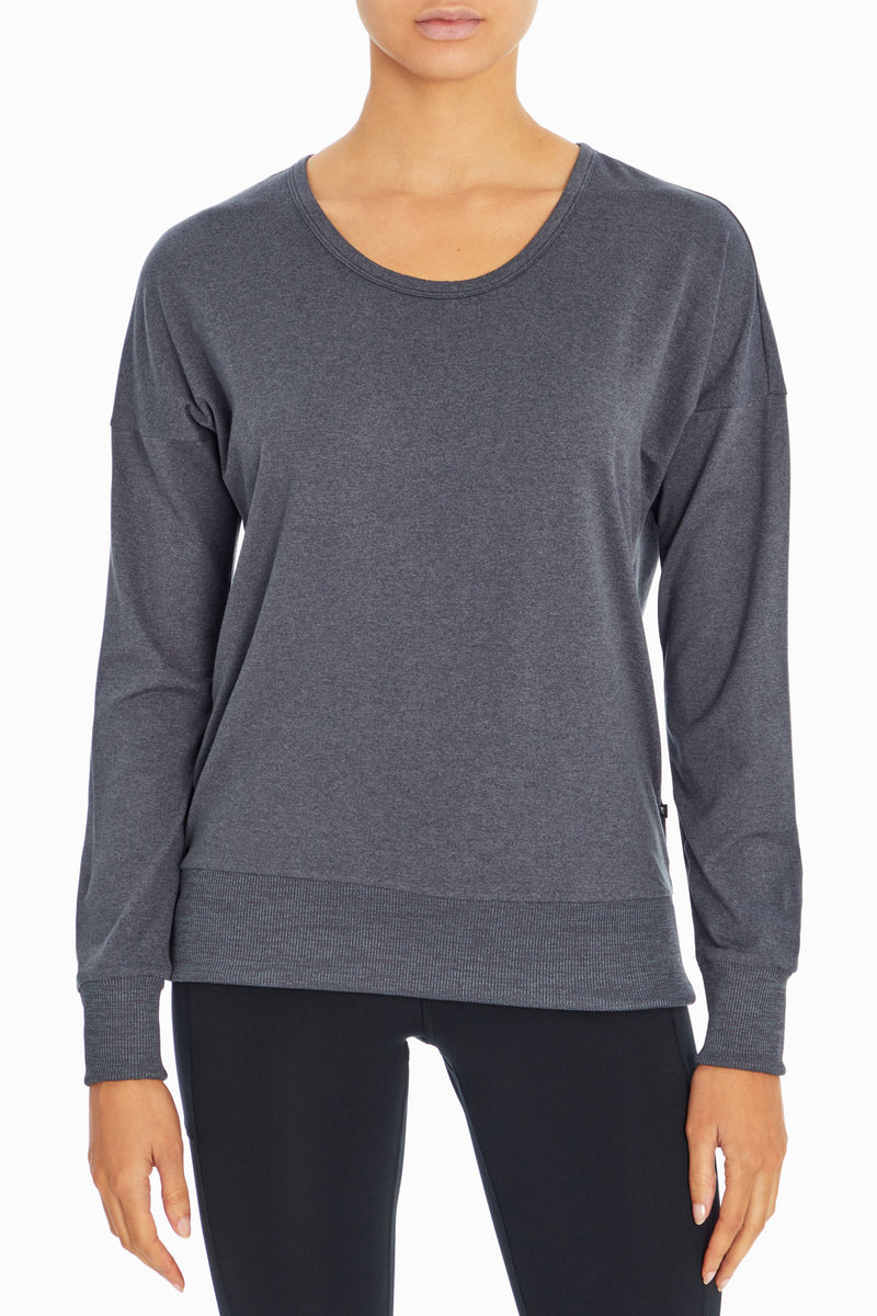 Mika Pullover (India Ink / Tonal)