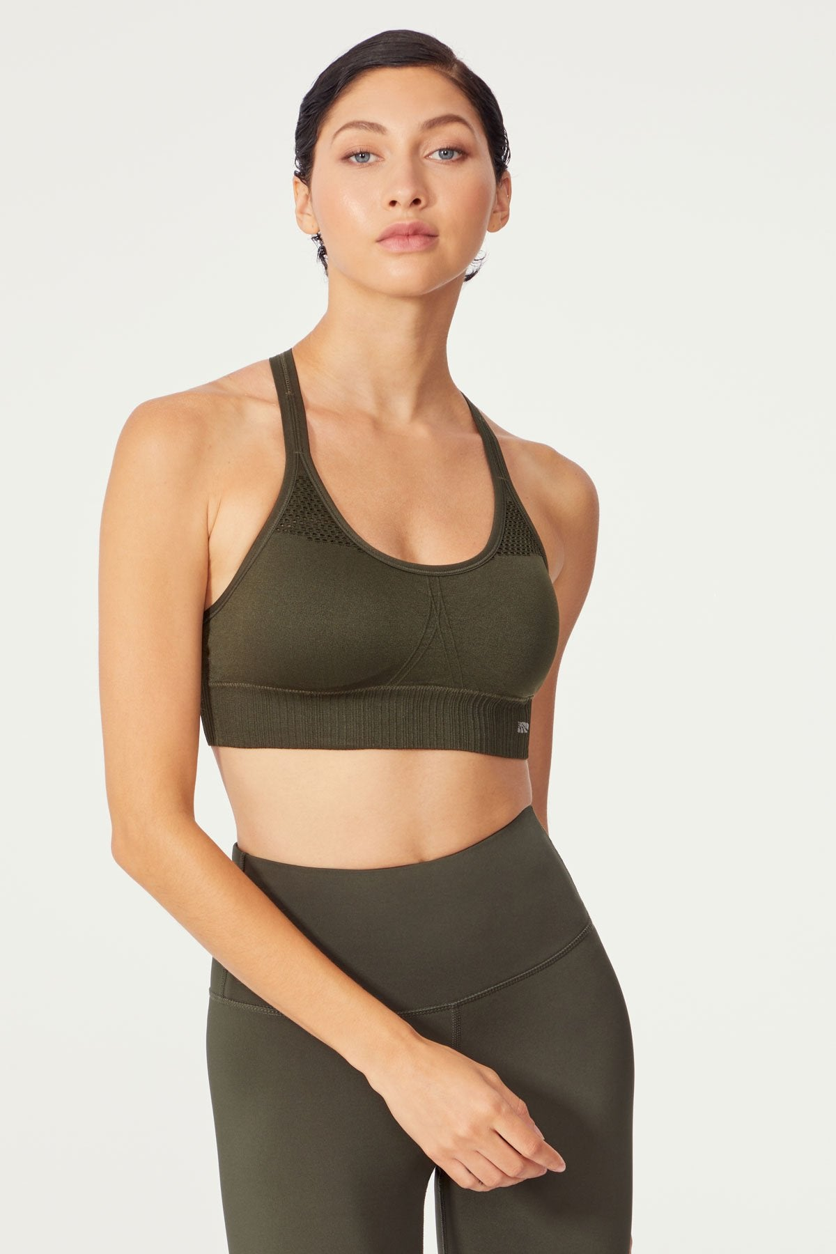 Louis Seamless Sport Bra (Rosin)
