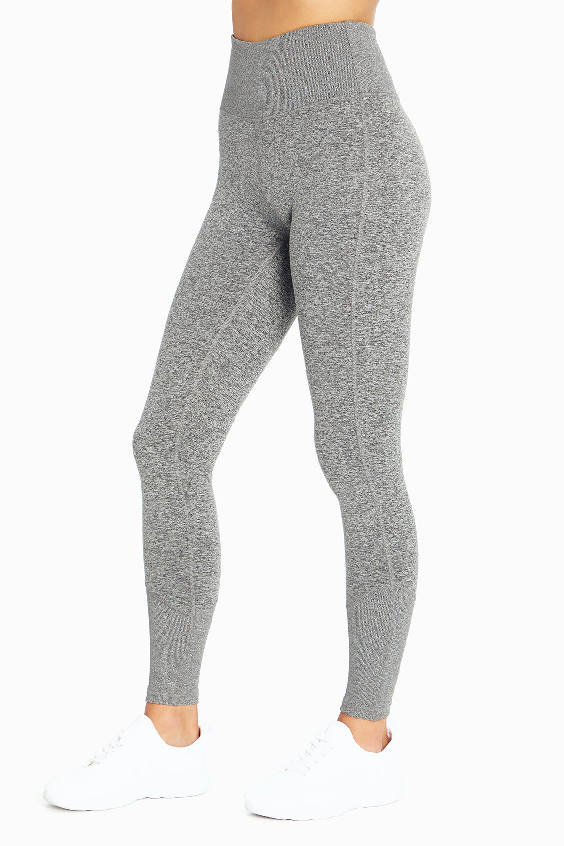 Cozy Heather Legging (H. Black)