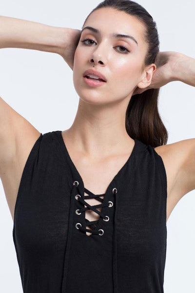 Effie Tank (black)