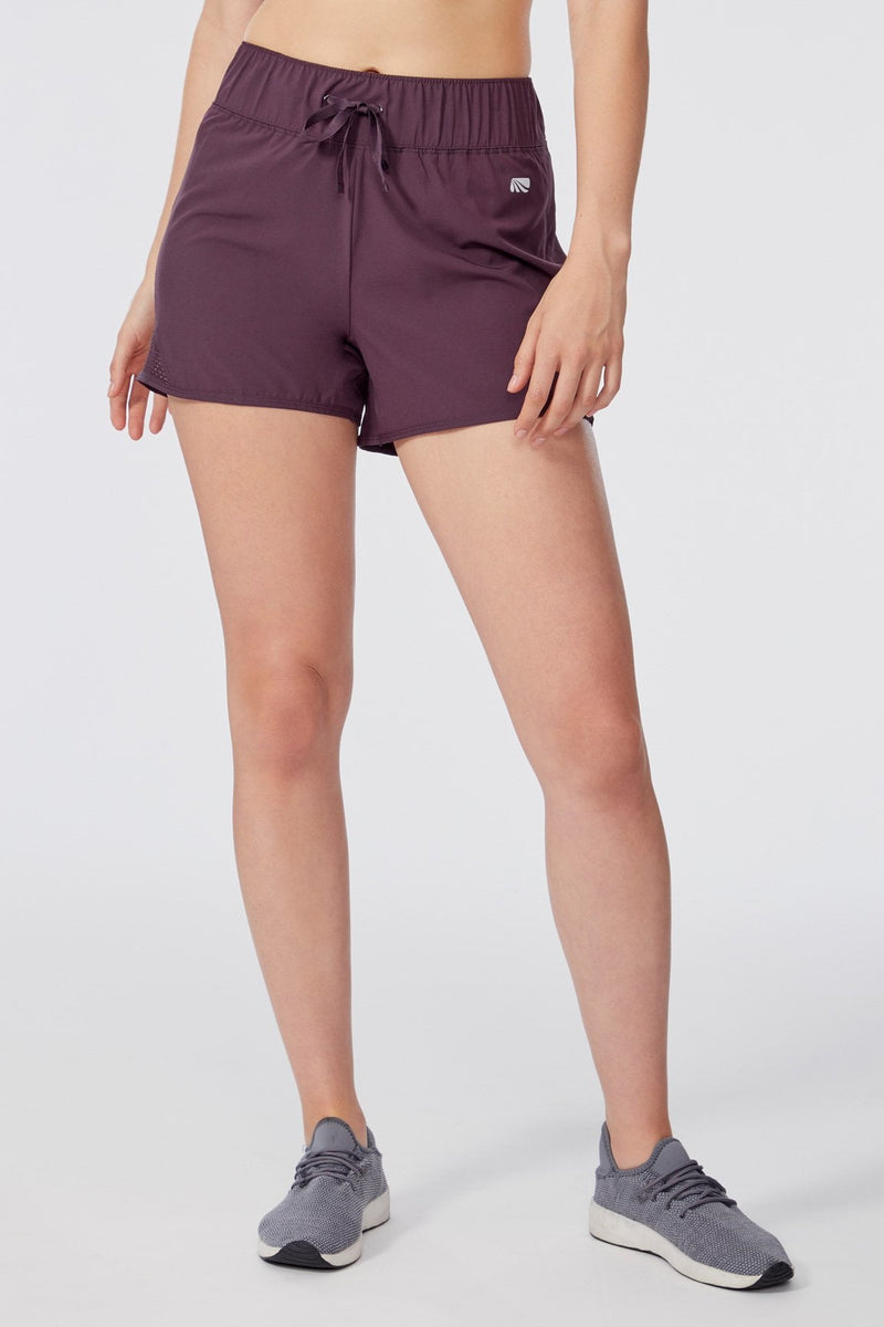 Jaime Run Short (Wild Plum)