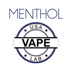 USA Vape Lab Menthol E-Liquid