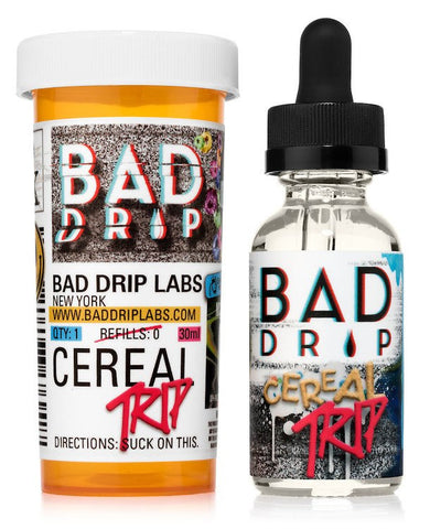 Cereal Trip by Bad Drip eJuice at VapeRanger UK Wholesale
