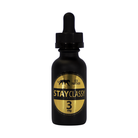 Sex Panther by Stay Classy Liquids eJuice at VapeRanger UK Wholesale