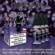 Grapegasm by Psycho Bunny eJuice [10ml TPD Bottle] at VapeRanger UK Wholesale