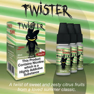 Twister by Psycho Bunny eJuice [10ml TPD Bottle] at VapeRanger UK Wholesale