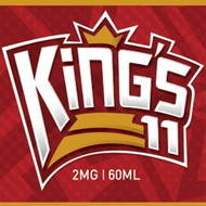 King's 11 by Evolve E-Liquids at VapeRanger UK Wholesale
