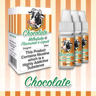 Chocolate by Milkshake Flavored E-Liquids [10ml TPD Bottle] at VapeRanger UK Wholesale