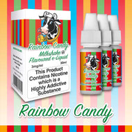 Rainbow Candy by Milkshake Flavored E-Liquids [10ml TPD Bottle] at VapeRanger UK Wholesale
