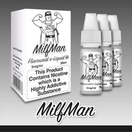 Milfman by Milkshake Flavored E-Liquids [10ml TPD Bottle] at VapeRanger UK Wholesale