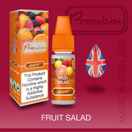Fruit Salad by Premium eJuice [10ml TPD Bottle] at VapeRanger UK Wholesale