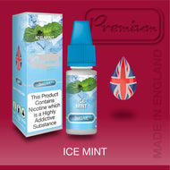 Ice Mint by Premium eJuice [10ml TPD Bottle] at VapeRanger UK Wholesale