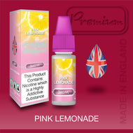 Pink Lemonade by Premium eJuice [10ml TPD Bottle] at VapeRanger UK Wholesale