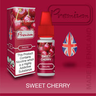Sweet Cherry by Premium eJuice [10ml TPD Bottle] at VapeRanger UK Wholesale