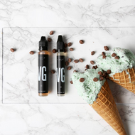 Mint Choc Chip VG by Simple Vape Co. eJuice at VapeRanger UK Wholesale