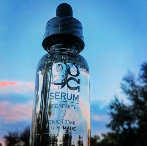 Serenity by Serum Vape E-Juice at VapeRanger UK Wholesale