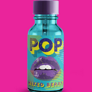 Mixed Berry by Pop Vaper eJuice at VapeRanger UK Wholesale