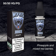 Wolves Juice by Dripping Range eJuice [10ml TPD Bottle] at VapeRanger UK Wholesale