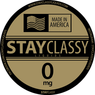 Stay Classy Liquids eJuice Sample Pack at VapeRanger UK Wholesale