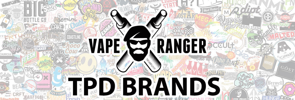 TPD eLiquid Ranges